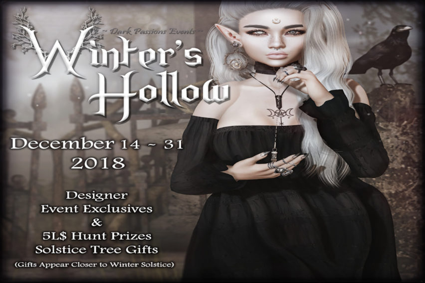 Winters Hollow – 2018 – Square