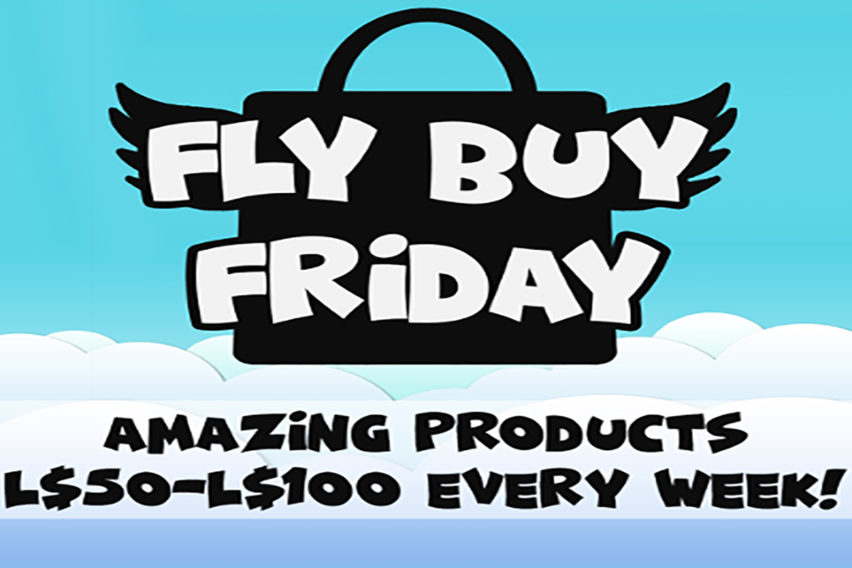 Fly Buy Friday Will Make You Soar!