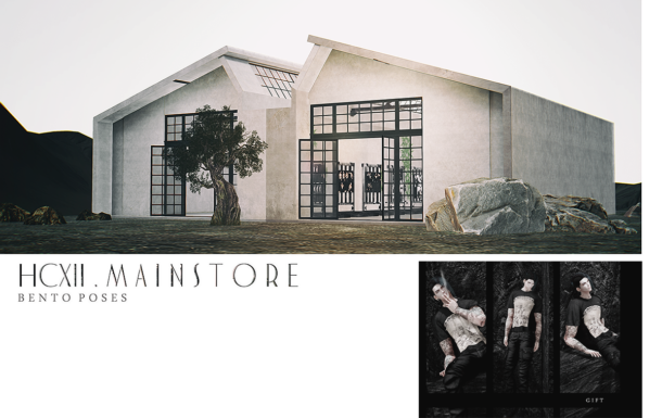 HCXII – Mainstore Open