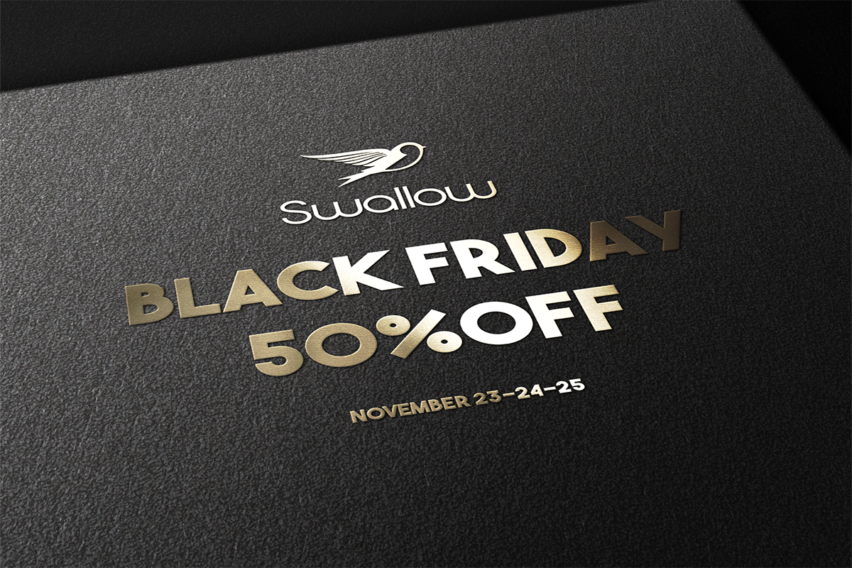 ^^Swallow^^  Black Friday
