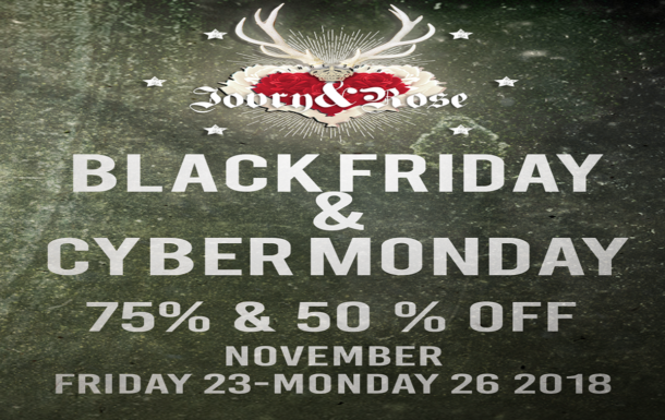 Ivory & Rose  Black Friday & Cyber Monday