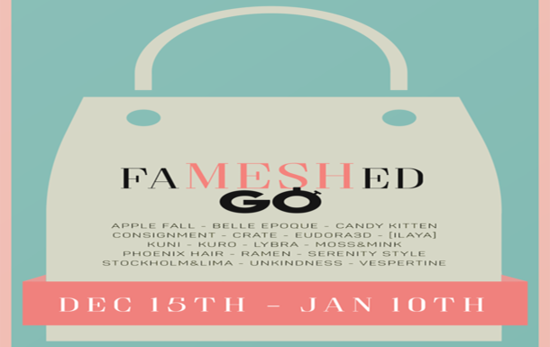 Tis the Season with Go by FaMESHed!
