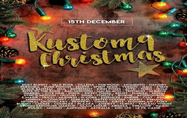 Hear Sleigh Bells Ring at Kustom9!