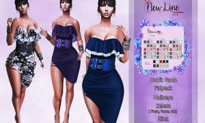 .:: New Line Store::Paola Outfit - Fatpack