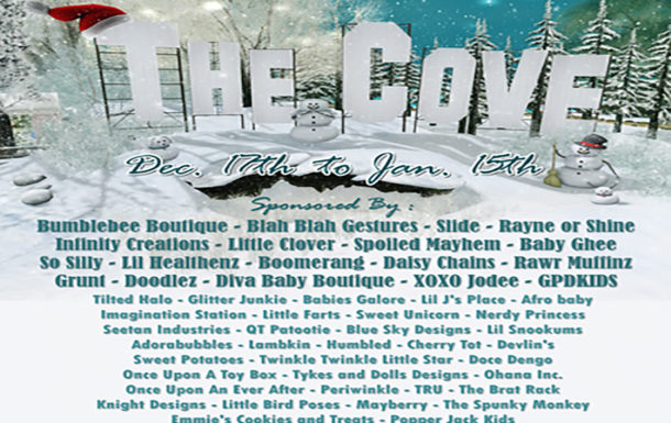 Allow The Cove To Captivate You!