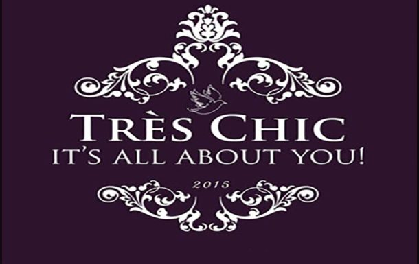 Tres Chic Is So Delightful!