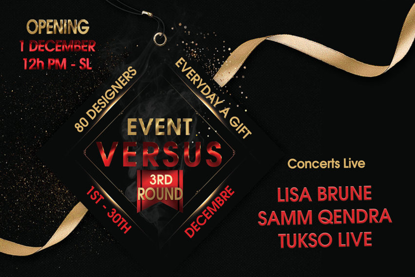 ++LISA BRUNE, SAMM QENDRA and TUKSO CONCERT LIVE Opening Versus Event