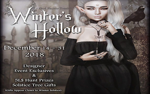 Wander Into Winter's Hollow!