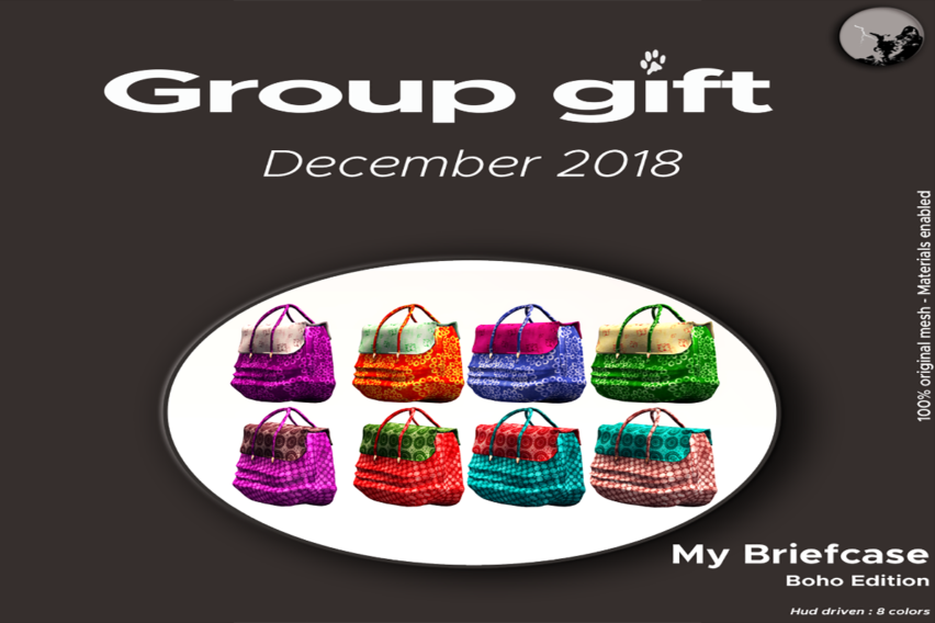 December groupgift Petit Chat