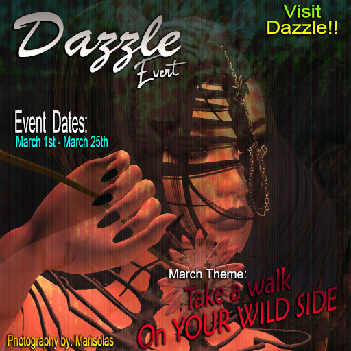 Dazzle Event – March 2019