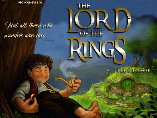 """Enchantment """"Lord of the Rings"""" – February 2019"""