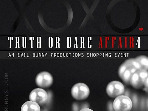 The Truth or Dare Affair 4 – February 2019