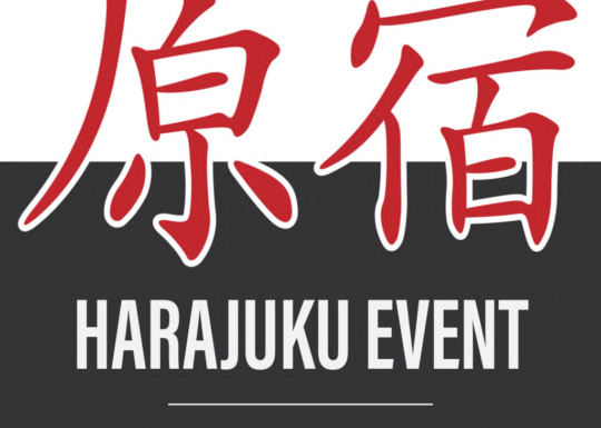 Harajuku Event – March 2019