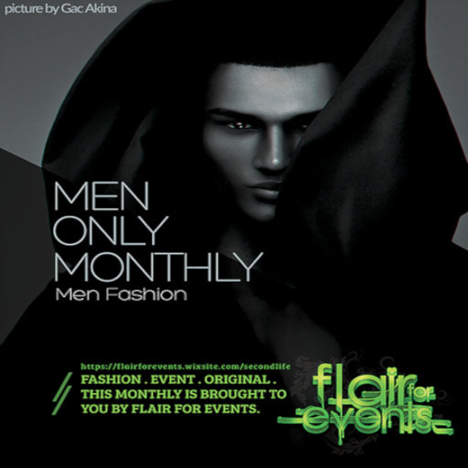 MEN ONLY MONTHLY – March 2019
