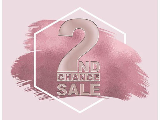 Second Chance Sales Event – February 2019