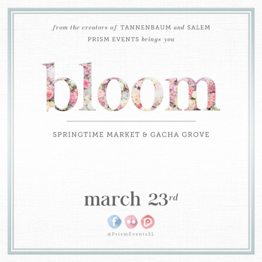 Bloom Event – March 2019