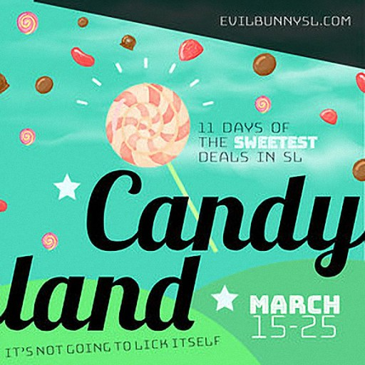 CANDYLAND – March 2019