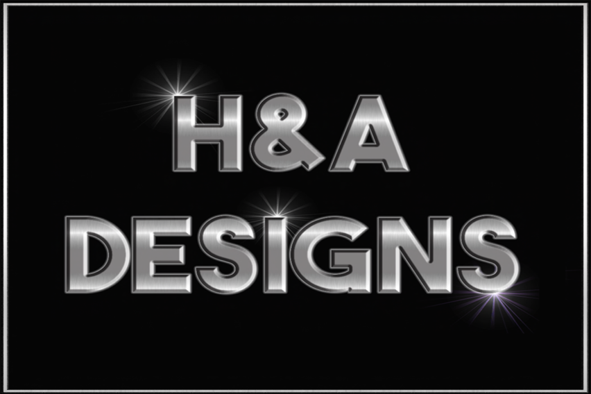 H&A Designs Shop