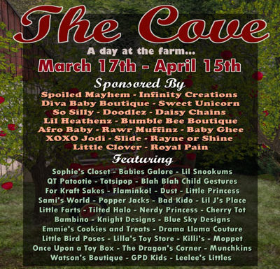 The Cove – March 2019
