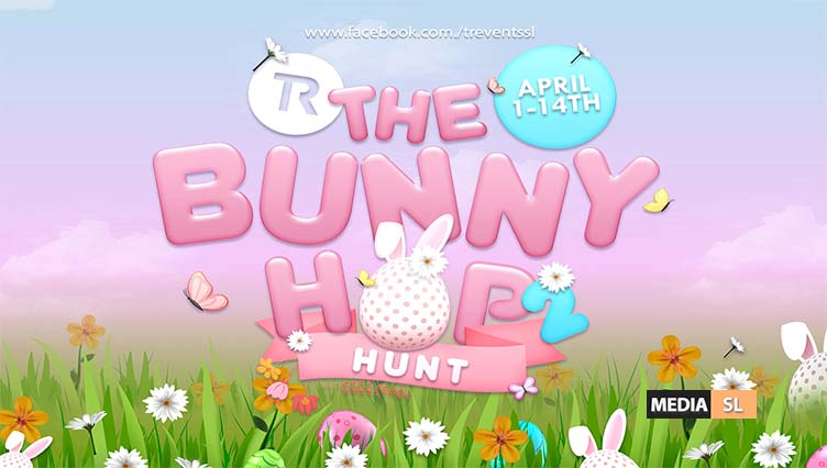 The Bunny Hop Hunt 2 – March 2020