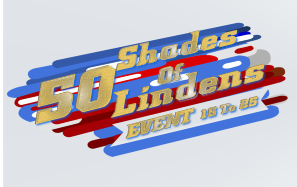 50 Shades of Lindens Event – April 2019