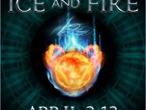Ice and Fire – April 2019