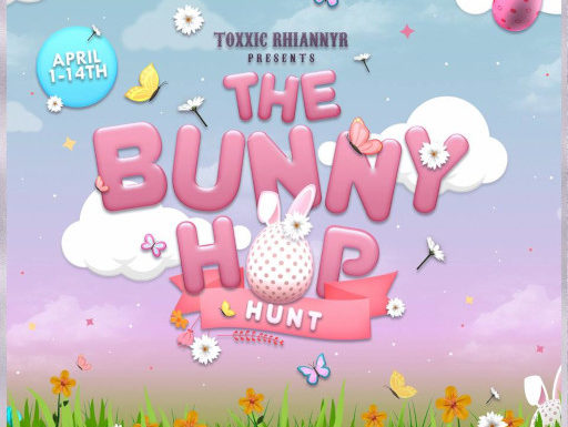 The Bunny Hop Hunt – April 2019