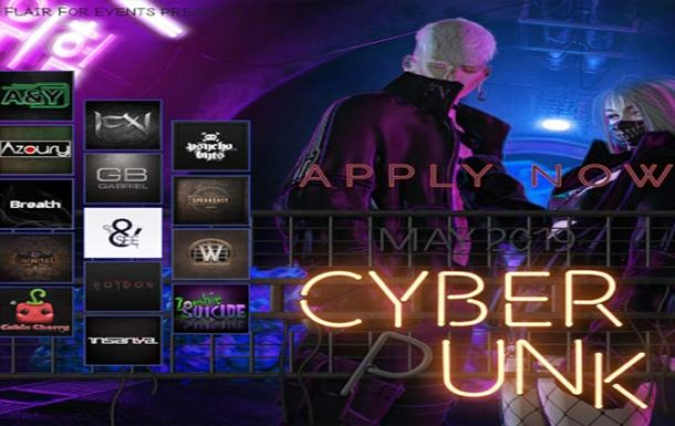 Cyber Punk Event – May 2019