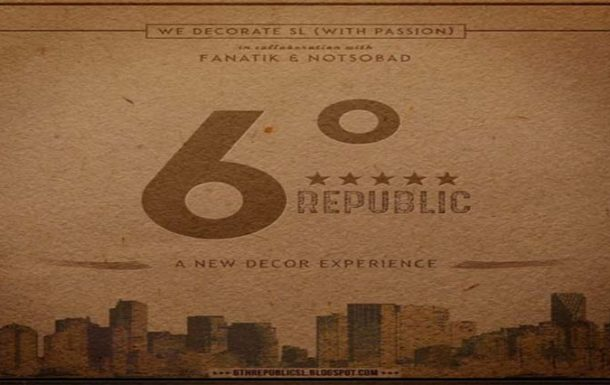 6th Republic Event– May 2019
