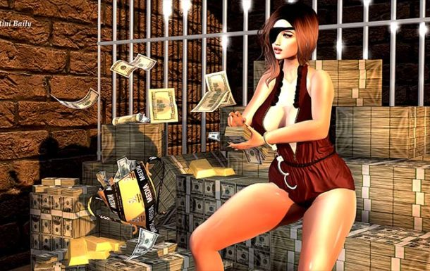 Money Rain – CONTEST PHOTO