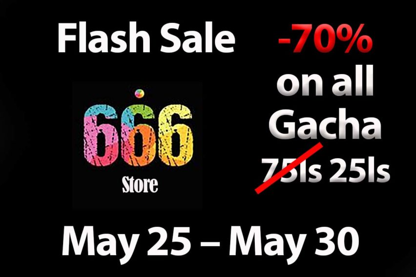 Flash Sale -70% – Deal