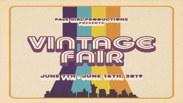Vintage Fair Event– June 2019