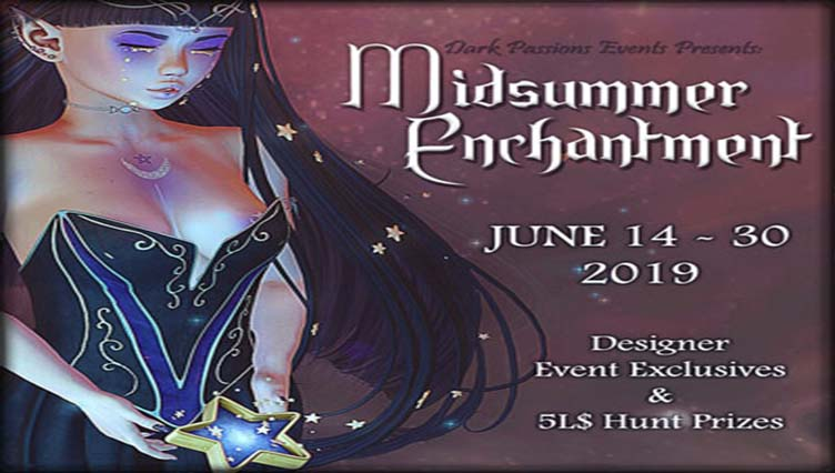 Midsummer Enchantment Event – June 2019