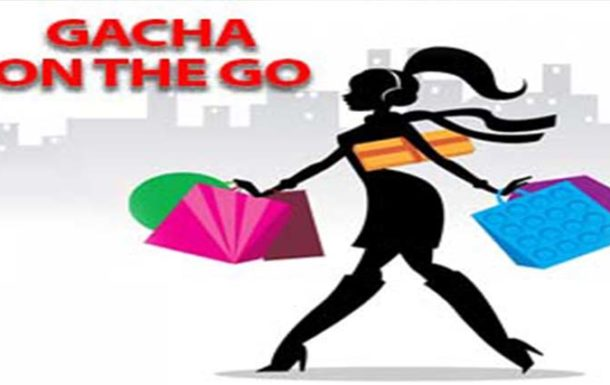 GACHA ON THE GO – Shop