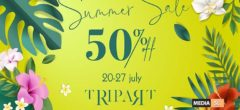 TRIPART – July SALE