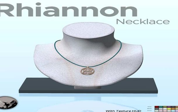 Rhiannon Necklace – Gifts