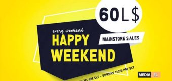 happy weekend September 14 – SALE