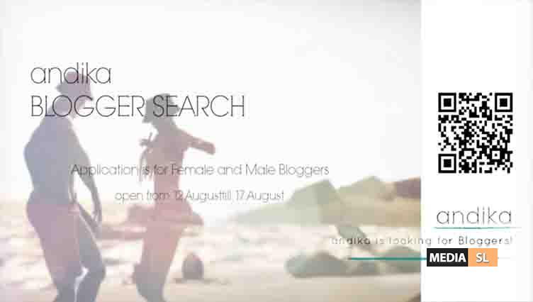 andika blogger search – BLOG