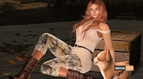 Sannis Fashion Look & More in SL – BLOG