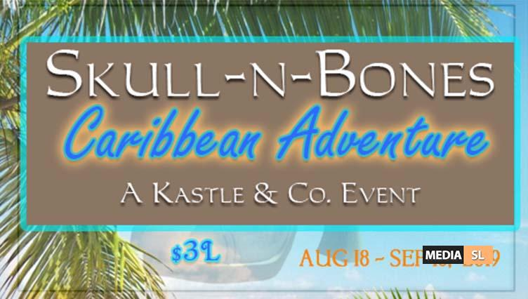 Skull-n-Bones: Caribbean Adventure 2 Gridwide Treasure Hunt – September 2019
