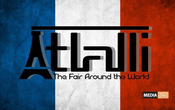 Tlalli-The Fair Around the World-France Event December 2019