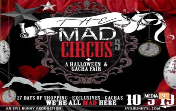 The Mad Circus 5 Event – October 2019