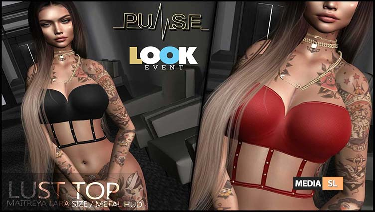 Lust Top – NEW