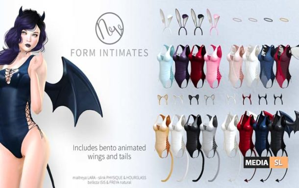 Form Intimates – All Colors – NEW