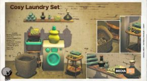 Cosy laundry set – NEW