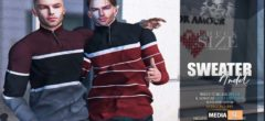 Sweater Andel – NEW