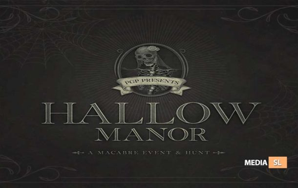 Hallow Manor Event – October 2019