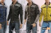 Jaxon Jacket  – NEW Men