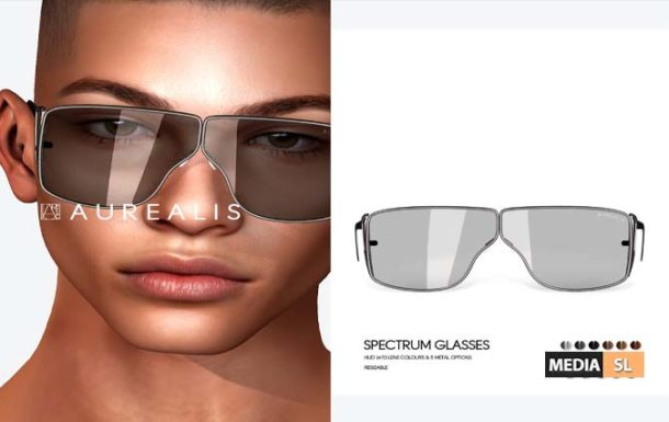 Spectrum glasses  – NEW Men
