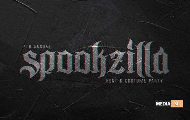 Spookzilla Hunt – October 2019
